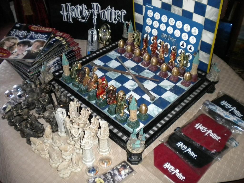 Harry Potter Chess Sets Ashley 39 S Space